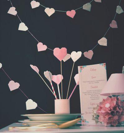 Szerelmes szívek