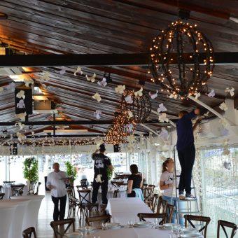 Esküvő a Columbus hajón - Így készültünk