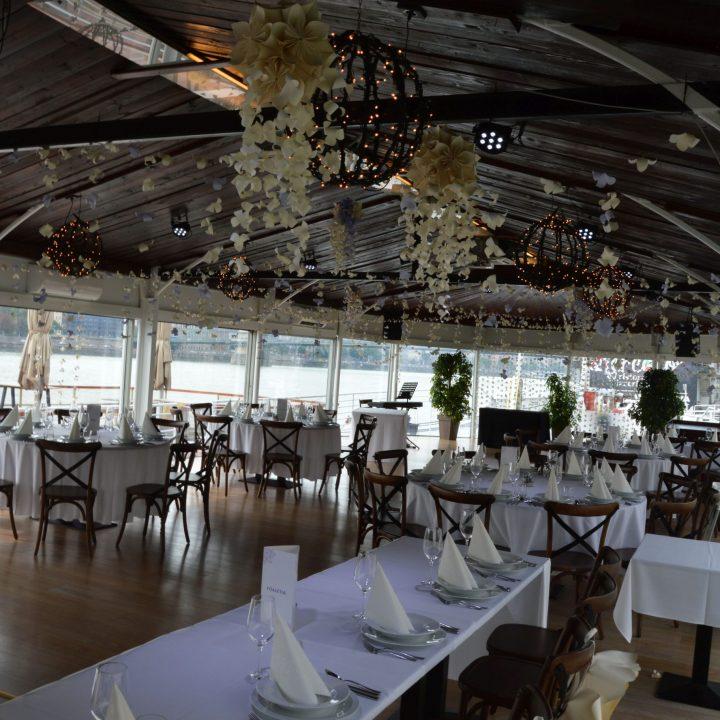 Esküvő a Columbus hajón - A végeredmény